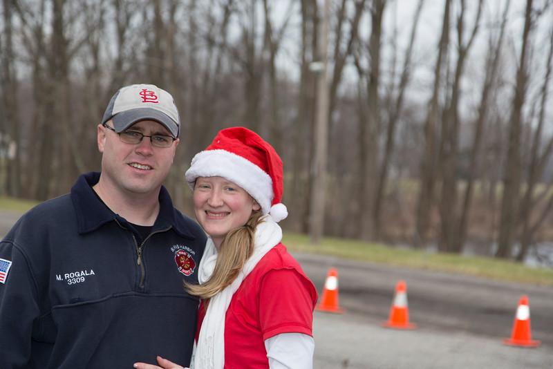 Santa Dash 2014- 16