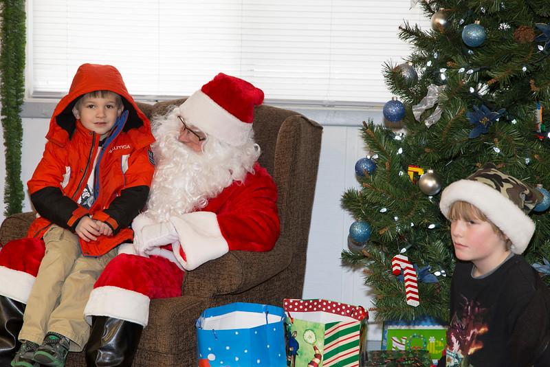 Santa Dash 2014- 1