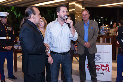 Town of Medley Chamber of Commerce Reception Benefiting Toys For Tots Event at Vapianos on Brickell