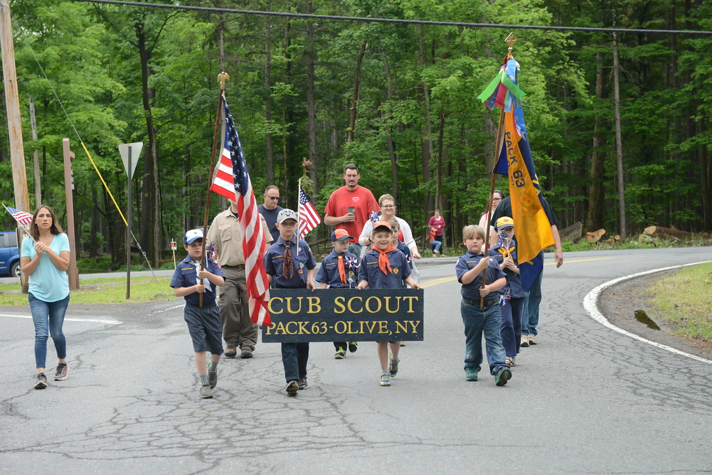 PHOTOS from Town of Olive Memorial Day Parade - Daily Freeman Media ...