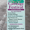 Town of Porter Cabbage Festival, 2010