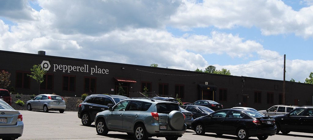 . NASHOBA VALLEY VOICE/ANNE O\'CONNOR When town officials think about how to attract and retain millennials, a vibrant street scene, affordable work space, transportation and recreation come to mind. Pepperell Place offers flexible-sized working spaces.