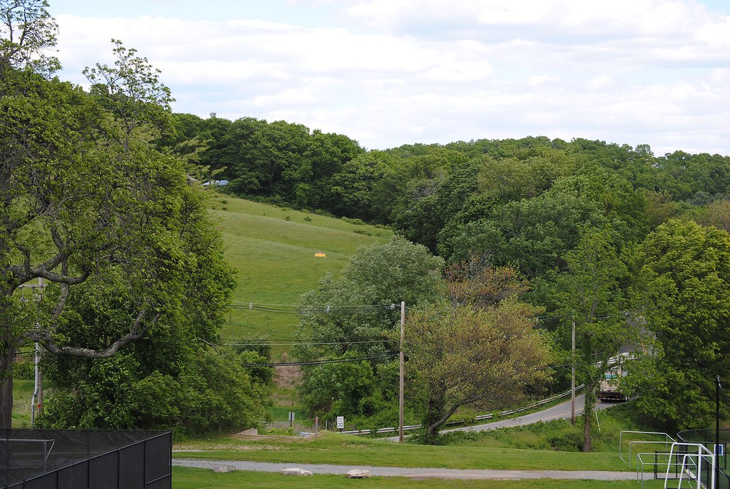 . NASHOBA VALLEY VOICE/ANNE O\'CONNOR When town officials think about how to attract and retain millennials, a vibrant street scene, affordable work space, transportation and recreation come to mind. Farmland and woods, such as Groton\'s Gibbet Hill, offer recreational opportunities.