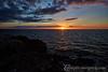 Sunset - Baie de Saint Brieuc