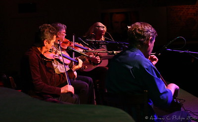 Celtic Fiddle Festival at the Towne Crier Cafe, October 14, 2016 Photo Credit: Andrew C. Phillips for the Towne Crier