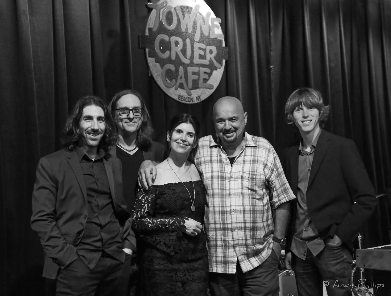 Diamond Hotel at the Towne Crier Cafe,  4.27.17  Photo Credit: Andrew C. Phillips for the Towne Crier