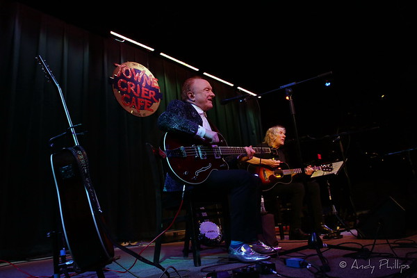 Peter Asher & Albert Lee @ The Towne Crier Cafe 6.23.2017