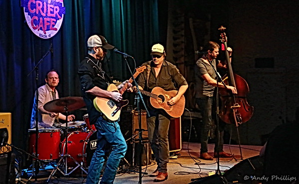 Yarn at The Towne Crier Cafe  2.25.2017