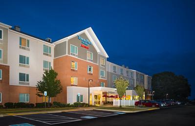 Towne Place Suites_North Kingstown, RI (Marriott)