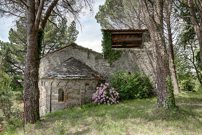 Old Tuscan Church