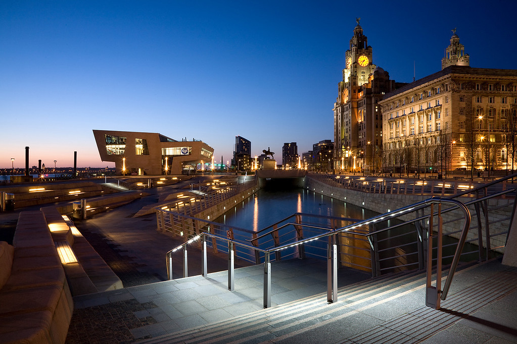 """Liverpool Twilight""<br /> Commended<br /> Score: 16"