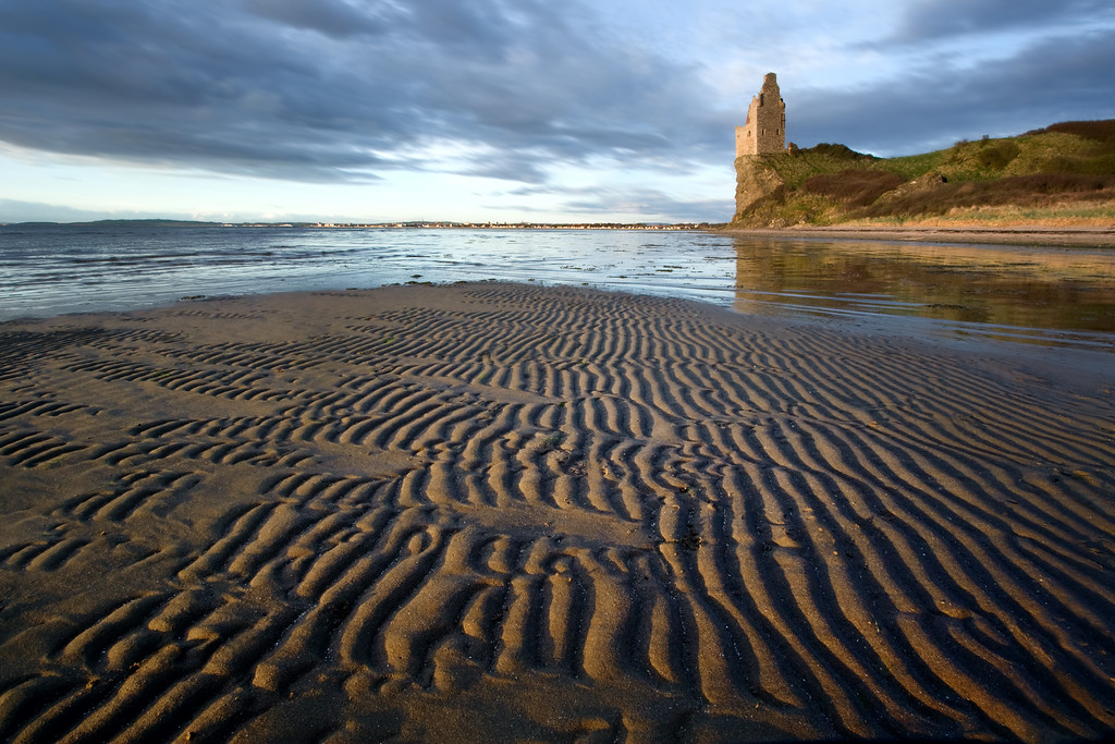 """Greenan Castle""<br /> 2nd place<br /> Score 19"