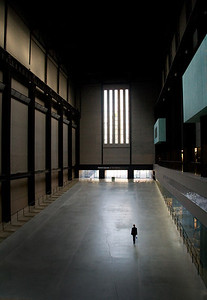 """The Turbine Hall"" 16 Points"