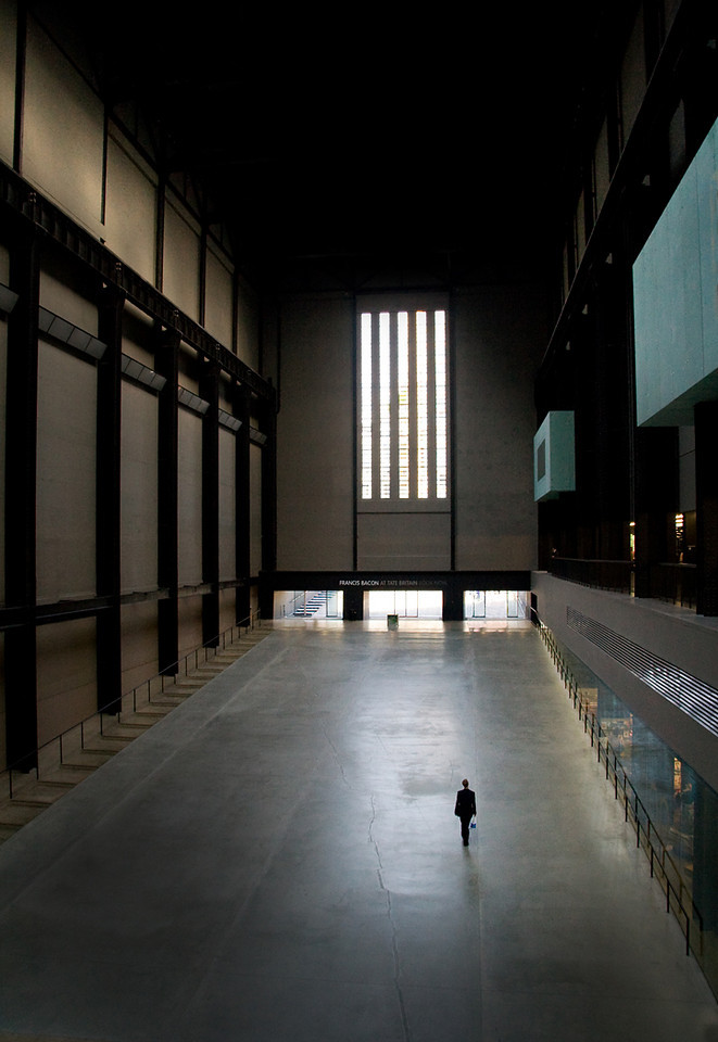 """The Turbine Hall""<br /> 16 Points"