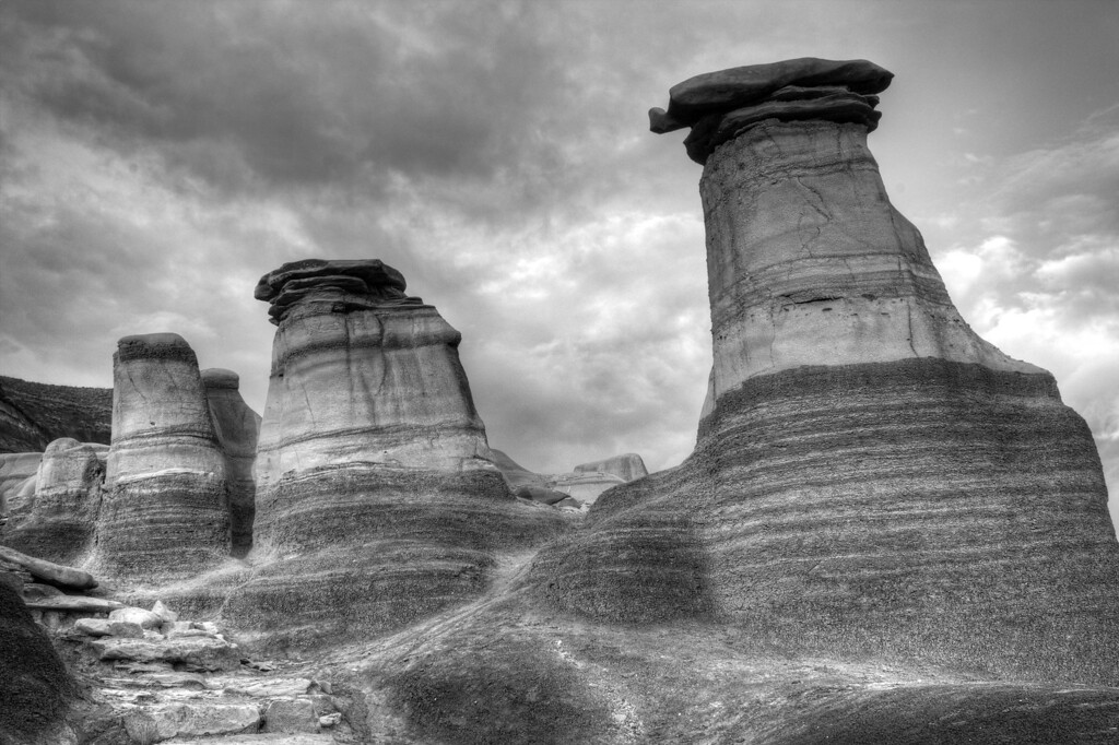 """Hoodoos""<br /> Score: 16 Points<br /> Commended"