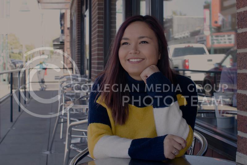 Valerie Mays (Saya Kakim | Collegian Media Group)