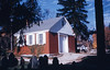 00 Original configuration as Cemetery Department storage shed 1802 Schoolhouse 1960s