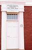 07 New front door installed 1802 Schoolhouse 1975