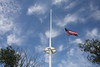 Center Common Flagpole :