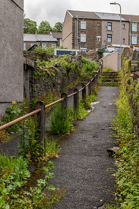 Path from Katie Street