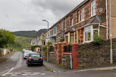 Mount Pleasant from Queen Street