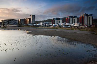 Swansea Marina - 17 July 2012