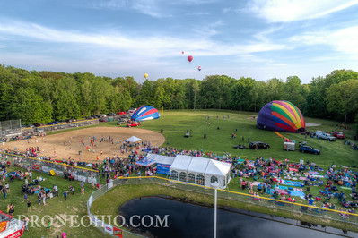 2018 Blossom Time Balloon Glow