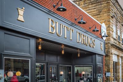 Butt Drugs!