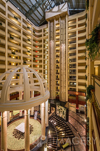 Marriott In Convington - Interior
