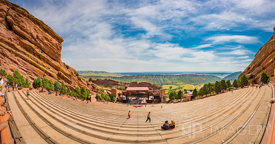 Pano - Red Rocks Ampitheater