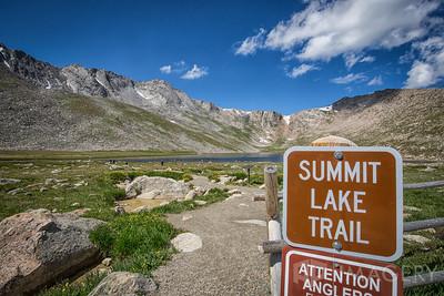 Summit Lake Trail