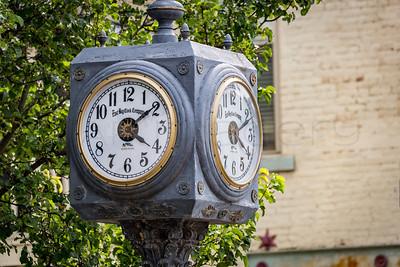 Clock In Newburgh