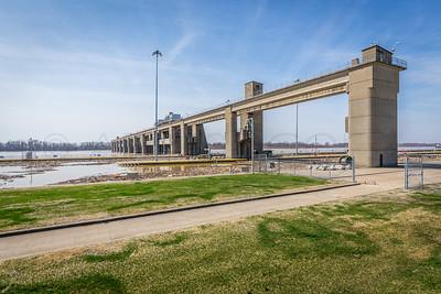 Newburgh Lock & Dam