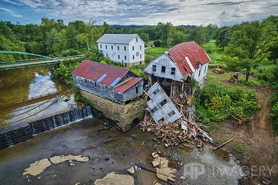 Falls of Rough Mill - 2016