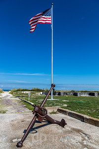 Fort Morgan - Anchor