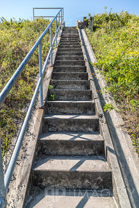 Fort Morgan - Stairs
