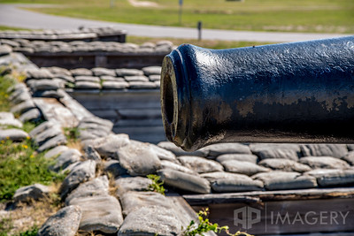 Fort Morgan - Canon