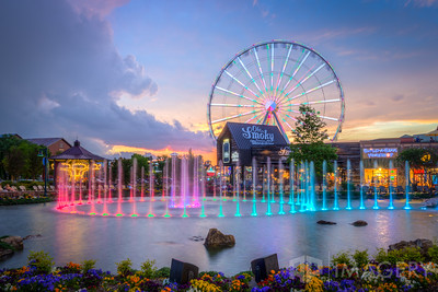 The Island - Ferris Wheel