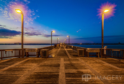 Alabama State Pier - Twilight