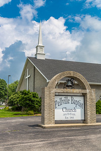 Pellville Baptist Church