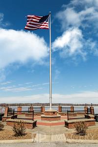 Lewisport - Flag Pole