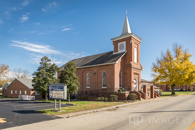Hawesville Baptist Church