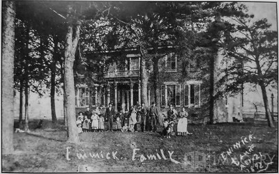 Emmick Plantation House
