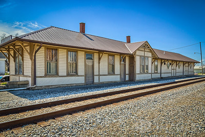 Hawesville Railroad Station