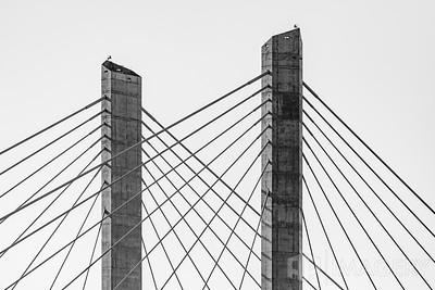 Louisville Bridge Supports
