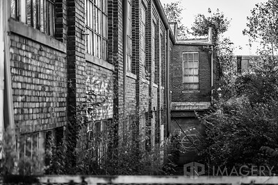 Decaying Building