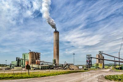D. B. Wilson Power Plant