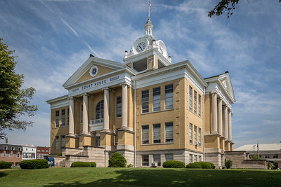 Warrick Co Courthouse