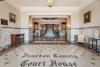 Bourbon Co Courthouse