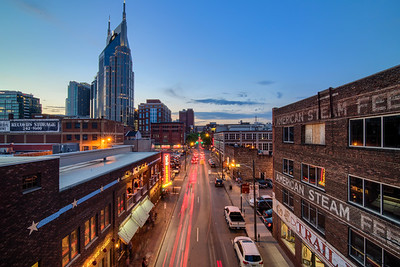 2nd Ave - Nashville